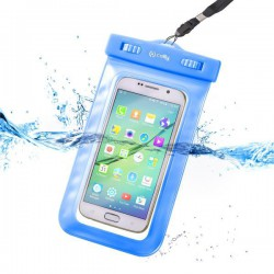Funda resistente al agua para Smartphone SPLASHUNI CELLY