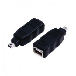 Adaptador Firewire IEEE1394 6H/4M