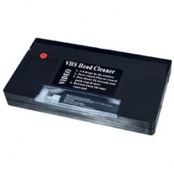 Cinta de limpieza VHS