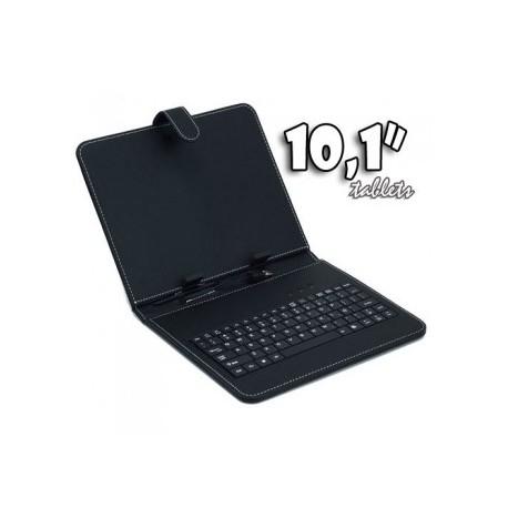 """Funda Tablet 10´1"""" con Teclado"""