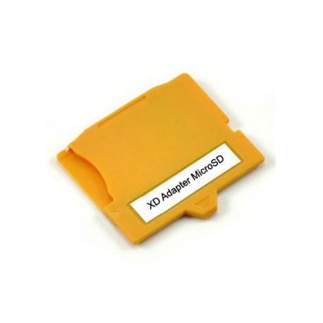 Adaptador MicroSD a XD