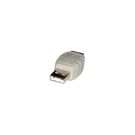 Adaptador USB A/M - B/H