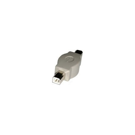 Adaptador USB B/M - B/M