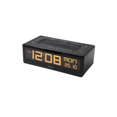 Radio Reloj Proyector con voz OREGON EC101