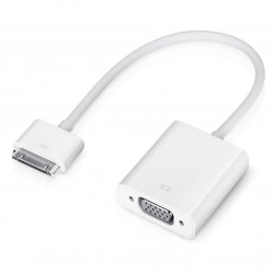 Cable VGA para iPhone/Ipad