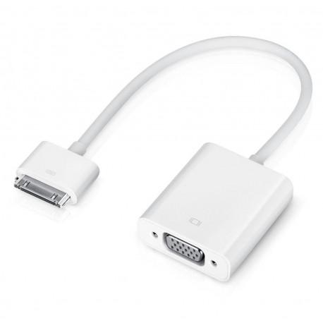 Cable VGA para iPhone/Ipad