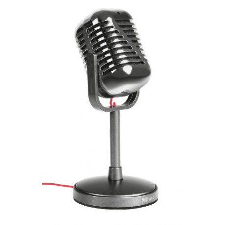 Micrófono sobremesa retro ELVII TRUST