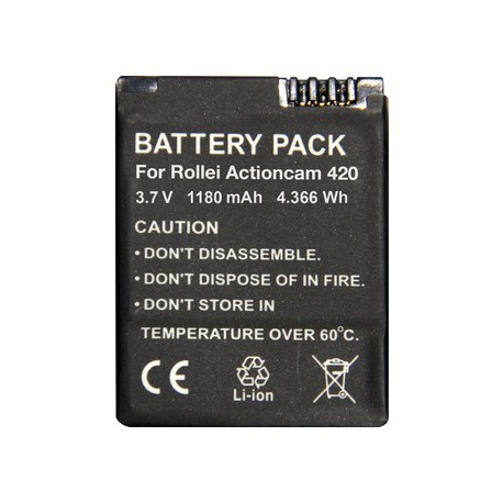 Batería ROLLEI ActionCam AC420