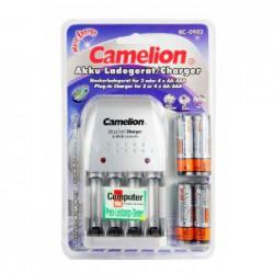 Cargador CAMELION BC-0902