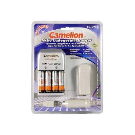Cargador CAMELION BC-0903