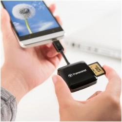 Lector Micro USB OTG Tarjetas de memoria