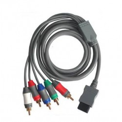 Cable WII Componentes