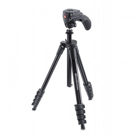 Trípode MANFROTTO Compact Action
