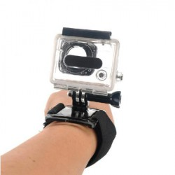 Soporte muñeca para GoPro y Cámaras Deportivas