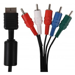 Cable Componentes PS2/PS3