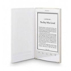 Funda eBook SONY PRS-T1/T2 (sin luz) BLANCO