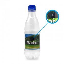 Cámara HD oculta en botella de agua
