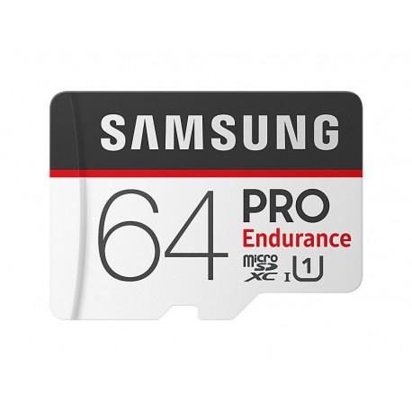 MicroSD Card SAMSUNG 64GB PRO Endurance