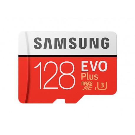 MicroSD Card SAMSUNG 128GB EVO+