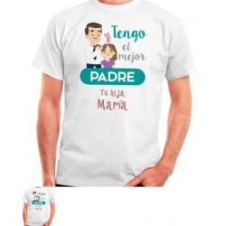 Camiseta Papá nº 3