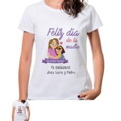 Camisetas Mamá