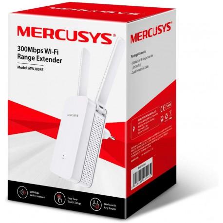 Wireless LAN Repetidor MERCUSYS MW300RE