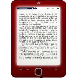 """Libro Electrónico WOXTER Scriba 195 Paperlight eReader 6"""""""