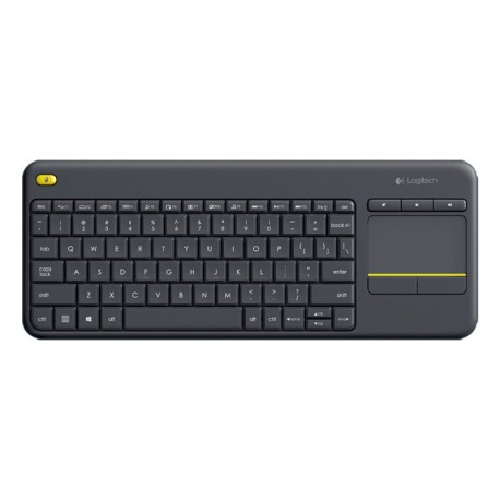 Logitech Wireless Touch Keyboard K400