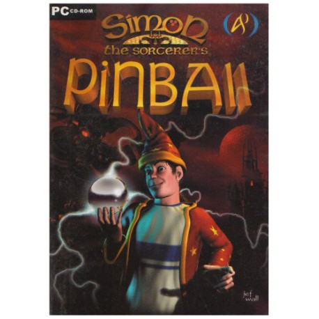 SIMON THE SORCERER PINBALL