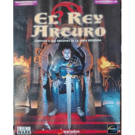EL REY ARTURO LOS ORIGENES (Cap. I)