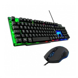 Teclado Gaming THE G-LAB GAMING COMBO ZINC