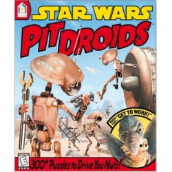 STAR WARS PITDROIDS