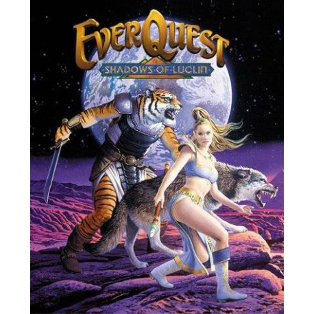 EVERQUEST SHADOWS OF LUCLIN