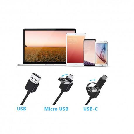 Mini Cámara Endoscópica USB