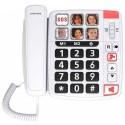 Teléfono Senior SWISSVOICE XTRA 1110