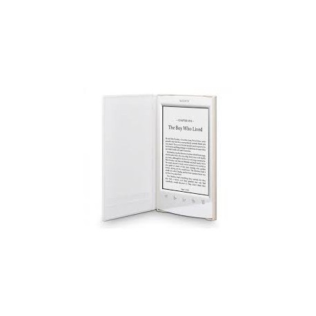 Funda eBook SONY PRS-T1/T2 (sin luz) BLANCO