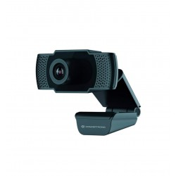 Webcam CONCEPTRONIC Full HD con Micrófono