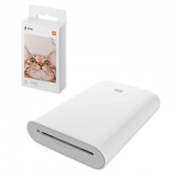 Impresora Portátil Fotográfica Xiaomi Mi Portable Photo Printer Bluetooth