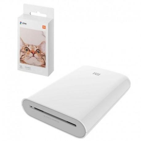 Impresora Portátil Fotográfica Xiaomi Mi Portable Photo Printer Bluetooth