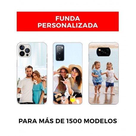 Funda móvil personalizada
