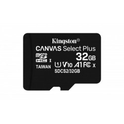 MicroSD Card 32GB Canvas Select Plus Clase 10
