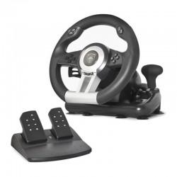Volante con Pedales Spirit of Gamer Race PRO Wheel
