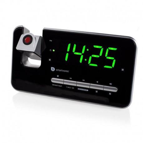 Despertador AudioSonic CL-1492/ Radio FM