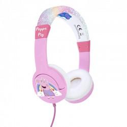 Auricular Infantil OTL Peppa Pig Rainbow