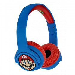 Auricular Infantil Bluetooth OTL Super Mario
