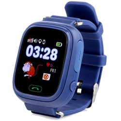 Smartwatch GPS LEOTEC Kids Way
