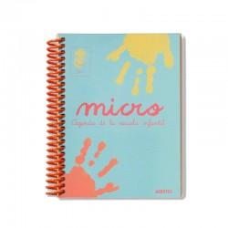 Agenda Escolar Infantil Additio Micro A102