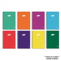 Cuaderno con Espiral Milimetrado Sam 16421