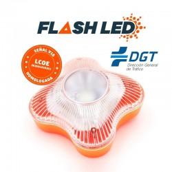 Luz de Emergencia para coche V16 Wikango Help Flash LED